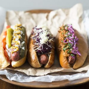 From Boujis to Hot Dogs