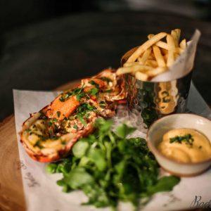 Lobster Live Arrives at Bodo's Schloss