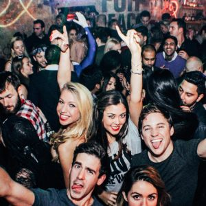 East End warehouse party pops up in Chelsea