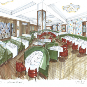 The Ivy Reopens