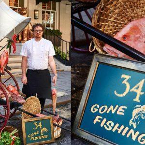 34 Restaurant – Gone Fishing