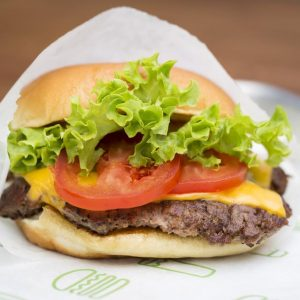 Shaking It Up In The World of Burgers