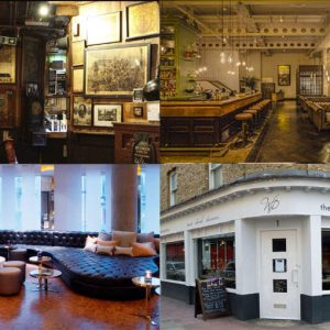 London's Top 5 Wine Bars