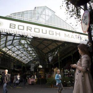 Borough Market's Food Fights