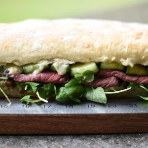 Street Kitchen: Made to Measure Sandwiches