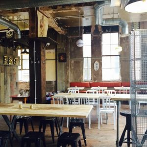 London's First Poached Egg Bar