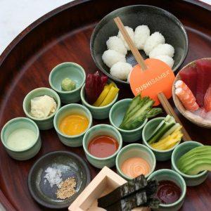 SUSHISAMBA celebrates international sushi day