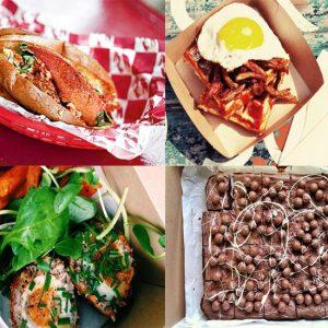 Top 10 street food vendors in London