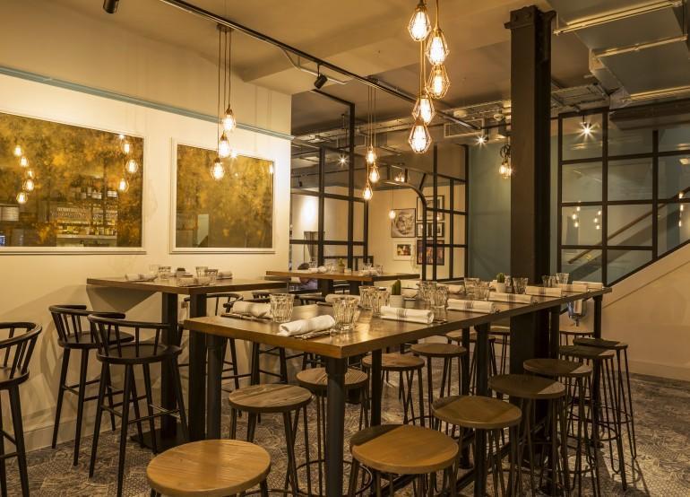 Morden & Lea restaurant