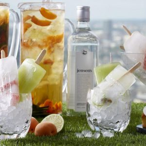 Shangri-La Hotel launches Gin Garden Retreat