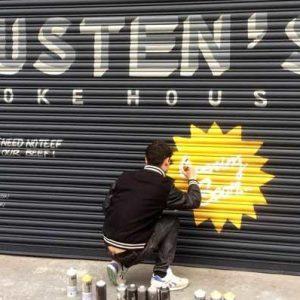 DJ Yoda Opens Austen's Smokehouse