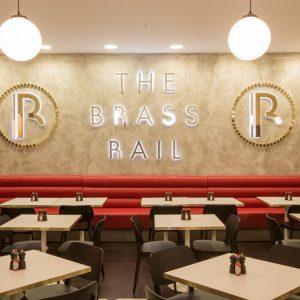 Brass Rail Relaunches