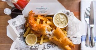 Notting Gill Chippy