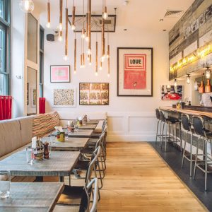 Cambridge Street Café Opens