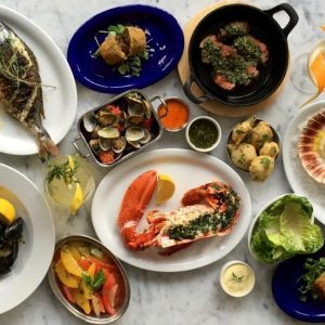 The Lobster Bar opens in Hackney