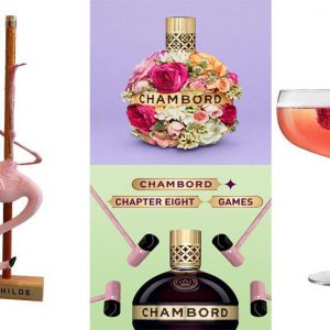 Chambord's Cocktail and Croquet Pop-Up