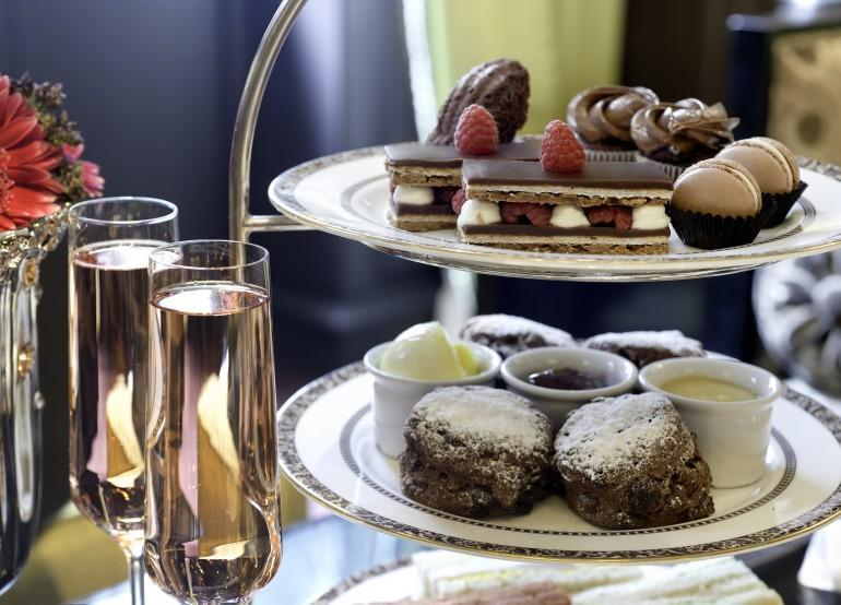 Chocoholic Afternoon Tea