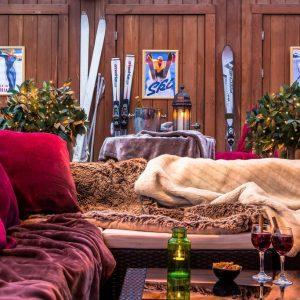 Courthouse Hotel Launches Cosy Soho Ski Terrace
