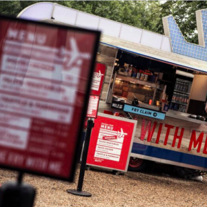 Come Fry With Me Lands at Broadgate Circle