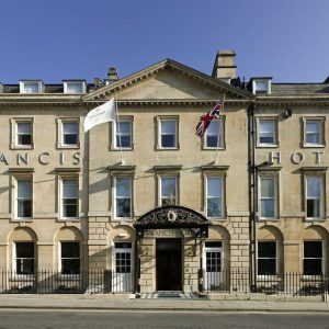 Francis Hotel Bath Review – What We Thought