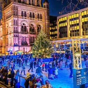 6 of the Most Festive London Ice Rinks