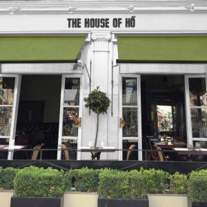 House of Ho Opens