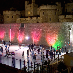 Get Your Skates on at the Tower of London