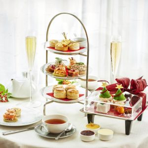 Christmas Unwrapped Afternoon Tea Review – What We Thought