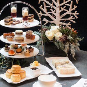 Top 5 Christmas afternoon teas