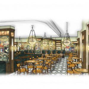 The Ivy Kensington Brasserie Opens