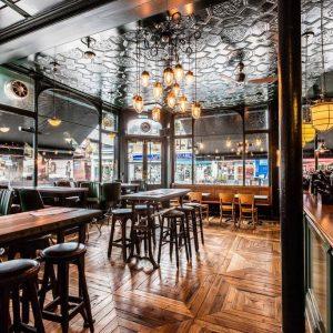 The Railway Tavern's New Look
