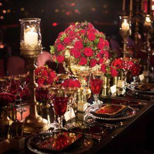 Scarlet Events' Fairytale Wedding