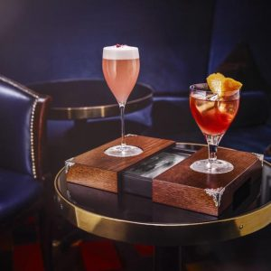 The Savoy's New London-Inspired Cocktails