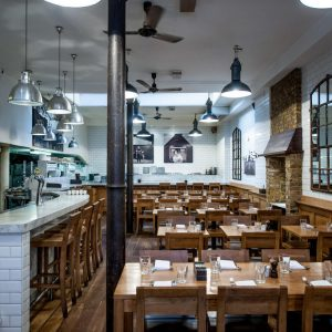 East meets West at Tom's Kitchen Chelsea