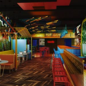 Barrio Opens in Brixton