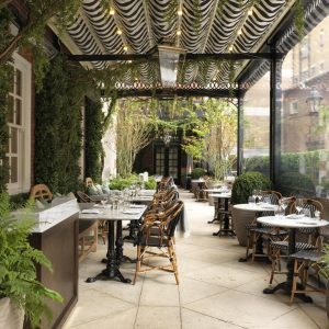 Dalloway Terrace: Inspired by The Bloomsbury