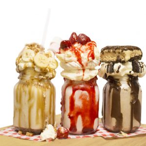 Maxwell's Bar and Grill Launches Freakshakes