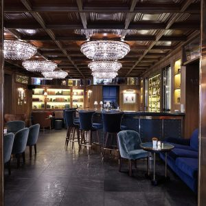 Kensington's New Bar