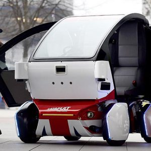 Driverless cars are coming to London