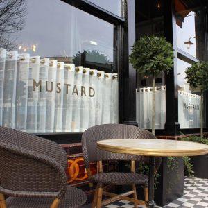 Mustard: A Very British Brasserie
