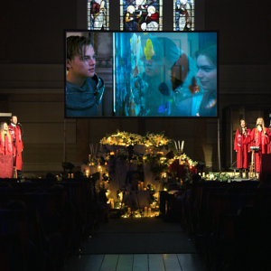 Watch Romeo and Juliet in a Candlelit Church with Live Choir