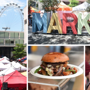 Southbank's Street Food Party