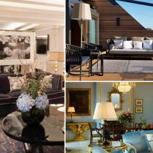 6 of London's Most Luxurious Hotel Suites