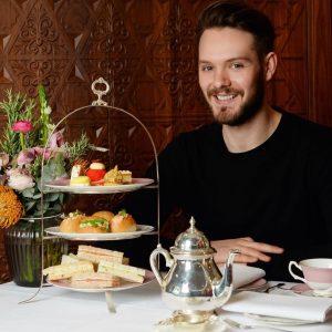 John Whaite's Right Royal Afternoon Tea