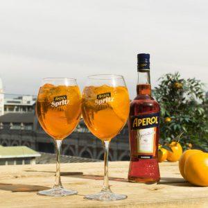 Al Fresco Italian Rooftop Bar Opens for Summer