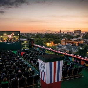 Rooftop Film Club Returns
