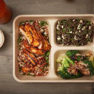 Farmer J: Healthy Lunches, Fast
