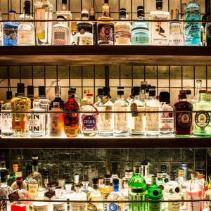 The Gin Bar Opens: Over 14,000 Different G&Ts