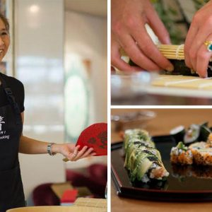 Learn the Art of Sushi
