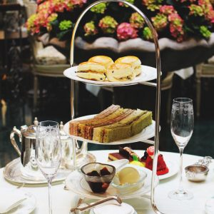 The Savoy Launches Spring Afternoon Tea